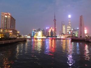 Shanghai bynight