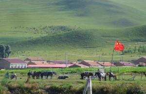 En Mongolie intérieure, nord de Beijing