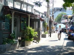 rues de beijing